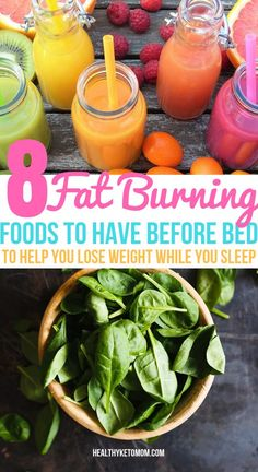 Best Fat Burning Foods To Make Losing Belly Weight So Easy! Have these delicious. Best Fat Burning Foods To Make Losing Belly Weight So Easy! Have these delicious foods before bed t Healthy Food To Lose Weight, How To Lose Weight Fast, Losing Weight, Good Healthy Recipes, Healthy Fats, Healthy Eating, Healthy Snacks, Clean Eating, Stay Healthy