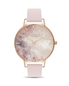 Women's Olivia Burton Leather Strap Watch, Women's Olivia Burton Leather Strap Watch, Women& Olivia Burton Leather Strap Watch, - Rose Gold Watches, Women's Watches, Cheap Watches, Watches Online, Jewelry Watches, Stylish Watches, Beautiful Watches, Rose Gold Plates, Or Rose
