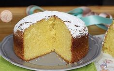 TORTA DEGLI ANGELI ricetta torta soffice nonna colazione Cupcakes, Cake Cookies, Cupcake Cakes, Sweet Recipes, Cake Recipes, Dessert Recipes, Desserts, Peach Pound Cakes, Sweet Cooking