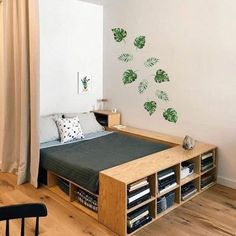 Check out some easy and simple small bedroom ideas for your ultimate reference! Just choose the best bedroom decor that you really love now! Interior Design, House Interior, Bedroom Decor, Bed Design, Home, Bedroom Design, Small Bedroom, Home Bedroom, Home Decor