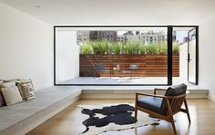 West Side Townhouse | O'Neill Rose Architects