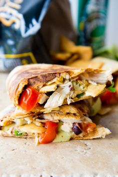 Quesadillas Stuffed With Greens And Feta Recipes — Dishmaps