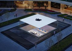 Apple Store in Istanbul, Turkey