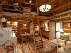 1900 North Carolina cabin. 477 sq.ft.