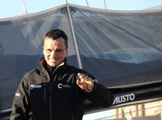 Didac en su primera vuelta al mundo! Buenos vientos campeón!! BWR 2014/15