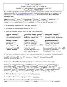 Gerritdina maria diene krieger herder overlijdensbericht en community needs assessment template besttemplate123 pronofoot35fo Images