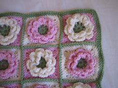 Ravelry: grocerygirl's Grace's Field of flowers