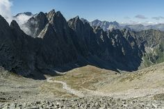 Last summer days in Javorová Valley - Tatra NP