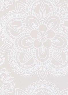 Tapettitehdas Pihlgren ja Ritola Oy - Lumikide Color Patterns, Print Patterns, Pattern Paper, Sweet Home, Tapestry, Interior Design, Wallpaper, Painting, Inspiration