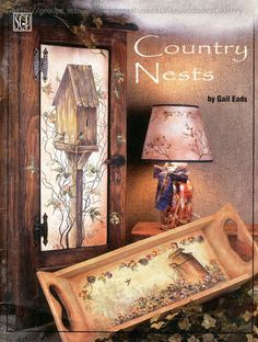 Country Nests - Atelie Prisca Art's Country - Álbuns da web do Picasa