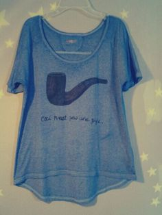 Hazel Grace's shirt!