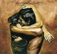 The Recordings of The Middle East EP. Beautiful songs and beautiful album art.