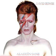 Who will love Aladdin Sane. A fantastic David Bowie album cover poster! Check out the rest of our stellar selection of David Bowie posters! Need Poster Mounts.