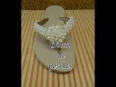 PASSO A PASSO BOTÃO DE PÉROLAS POR JANE DIAS - YouTube