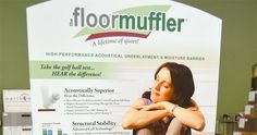Offering both acoustical dampening for noise reduction and remarkable moisture control to prohibit mold and mildew, the FloorMuffler underlay is a must-have for hardwood & laminate flooring installations. Visit our website or call 888-466-4500 for additional information about the benefits of the FloorMuffler.   http://flooringdirecttexas.com/floormuffler-acoustical-dampener-and-moisture-barrier/ #flooring #FlooringDirectTexas #Dallas #DFW #hardwood #laminate #MoistureBarrier…