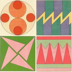 Geometric Studies from 1923