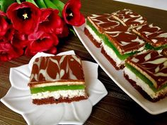 Najlepsze przepisy na pyszne i efektownie wyglądające ciasta, którymi zaskoczysz swoich gości! - Blog z apetytem No Bake Cake, Avocado Toast, Vanilla Cake, Christmas Gifts, Food And Drink, Menu, Tasty, Cookies, Baking