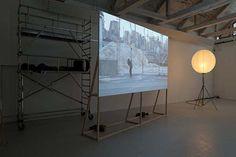 "Emmanuel Huynh & Jocelyn Cottecin ""A taxi driver, an architect and the High line"" at PASSERELLE Centre d'art contemporain, Brest"