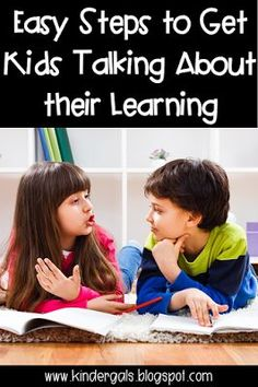 Building Brain Power through Brainstorming and Discussing - Get your students talking about their learning!