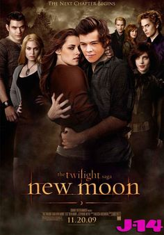 #HarryStyles from #onedirection would be amazing in the movie #NewMoon from the #Twilight series. Do you agree?