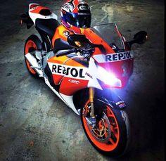 CBR 600 RR Repsol