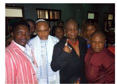 Maverick singer, Charly Boy Oputa was spotted with Nnamdi Kanu in court during the week. Charly Boy explains why he followed Nnamdi Kanu to court. Charly Boy has apparently joined the league of Nigerians drumming support for leader of the Indigenous People of Biafra, IPOB, Nnamdi Kanu.  The... #naijamusic #naija #naijafm
