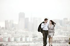 Inspired by a San Francisco Engagement Shoot | Inspired by This Blog