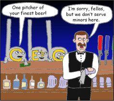 Always time for bar jokes :)