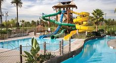 Best Waterparks in Southern California