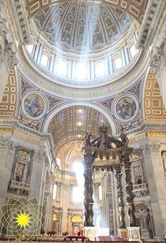 Rome DAY Tours are about SHEDING LIGHT on amazing attributes: Rome + the Vatican.