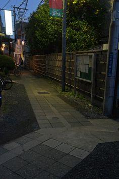 Real Life, Scenery, Sidewalk, Japanese, Landscape, Night, City, Places, Korea