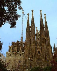 sagrida familia Barcelona