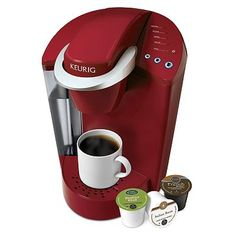 WHAT I REALLY WANT FOR VD ~ Keurig® K45 B40 Elite Coffee Brewer