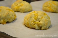 I can't take credit for thisabsolutely phenomenalrecipe. The credit goes to Gourmet Girl Cooks. I adapted it only slightly. These biscuits are so good that every time I go t…