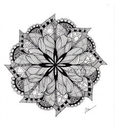 doodle zendoodle zentangle