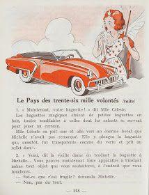 Manuels anciens: Juredieu, Lisons de belles histoires CE1 (1960)
