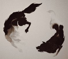 howling wolf animated gif - Google Search