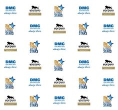 DMC Step and Repeat Banner 13283 | www.sign11.com