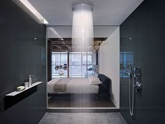 30 Contemporary Shower Ideas for Your Bathroom | Freshome | Bloglovin'