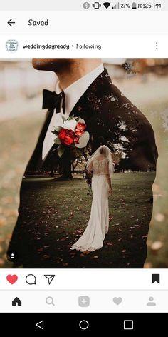 Wedding photo insp <3