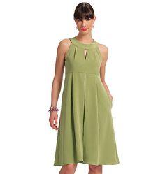 Vogue - V8574 Misses' Dress | Very Easy - WeaverDee.com Sewing & Crafts - 1