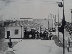 Estacion de Gasolina Catia - Caracas 1931