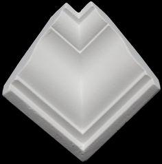 COV1019I: Aroldo Internal Corner Coving £4.99 Plaster Coving, Cornice, Art And Technology, State Art, Living Room, Stuff To Buy, Decor, Plastering, Decoration