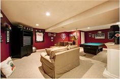 Game Room great for watching the Phillies, Eagles, Flyers and Sixers!!