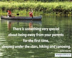 Do you send your kids to summer camp?  Good post on why it's okay to let them go.