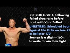MMA MMA's best 'unretired' fighters