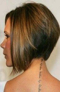 Hairstyle With A-Line Bob | Last Hair Models , Hair Styles