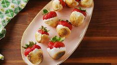 Campfire Strawberries Might Make You Ditch S'mores ForeverDelish