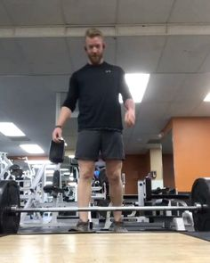 """The Carver's"" aka One legged DL. #balance #skill #strength #sexiness  @paul.x.downs stepping up and getting #adaptive....Crayon eating buddy of mine (Marine) is doing work in the gym. #marines #usmc #crayon #sponsored #eatme  You can't give 100% everyday but you can give 100% of what you have that day everyday.  That's how you chip away at becoming a champion. #mountain #climb #champion #worldsstrongestman #disabled  #fitness #motivation #inspiration #safetyfirst #train #smart #friday #flex…"