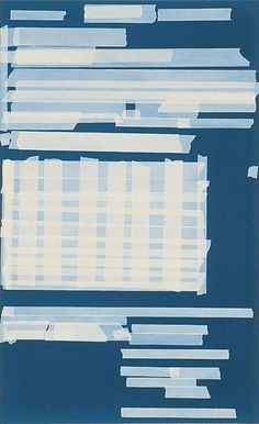 Kees Goudzwaard, Bladspiegel, 2000, oil on canvas